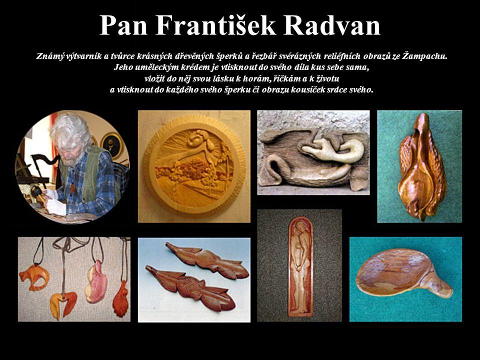 Pan František Radvan