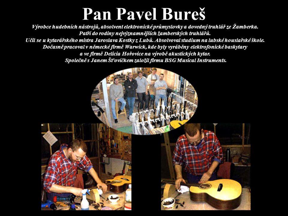 Pan Pavel Bureš