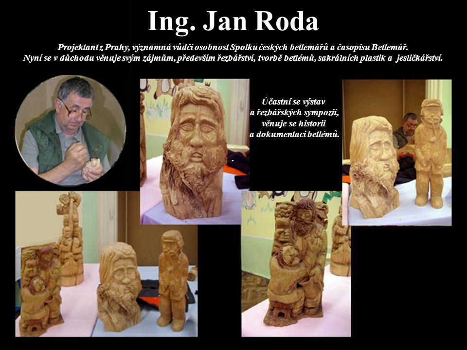 Ing. Jan Roda