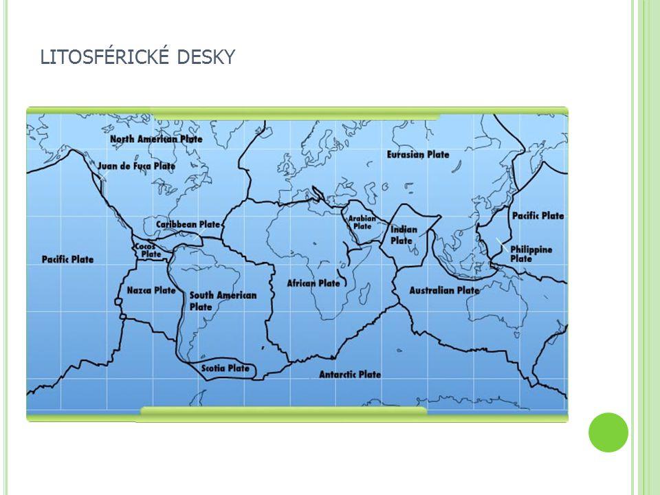 litosférické desky