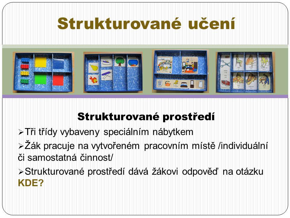Strukturované prostředí