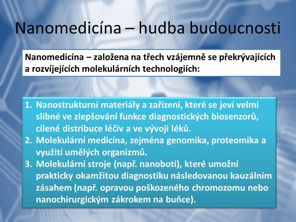 Nanomedicína – hudba budoucnosti