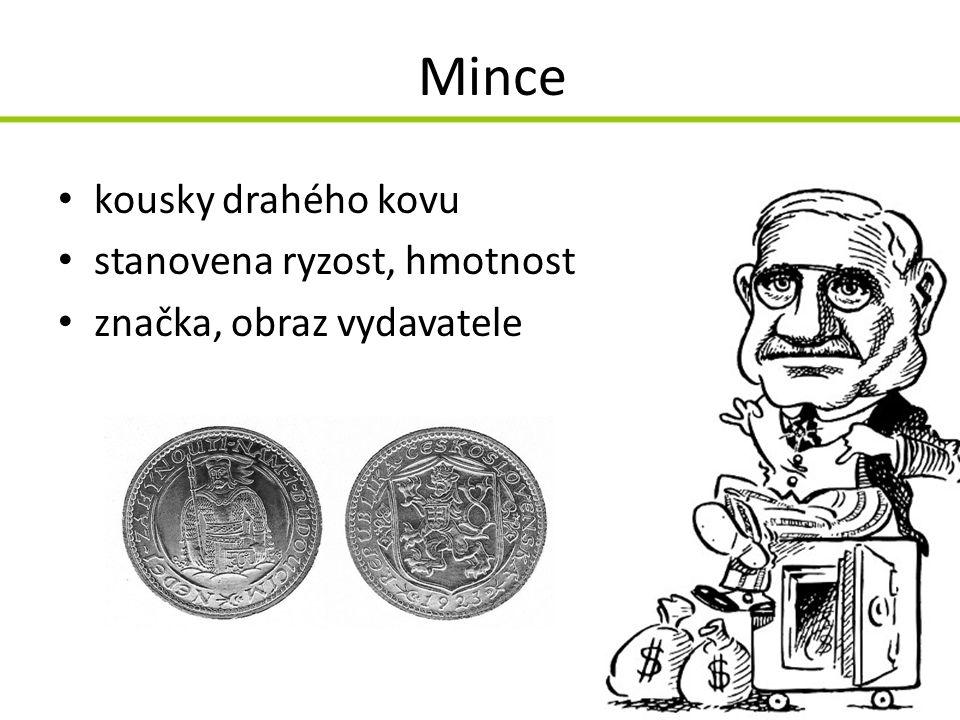 Mince kousky drahého kovu stanovena ryzost, hmotnost