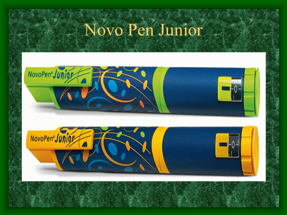 Novo Pen Junior