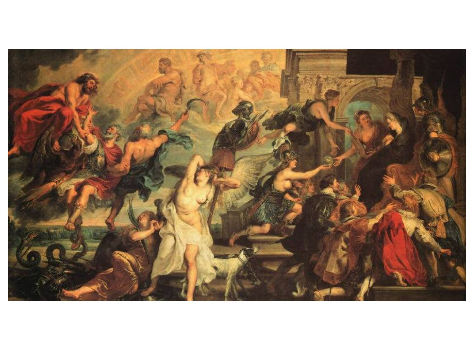 Apoteóza Jindřicha IV
