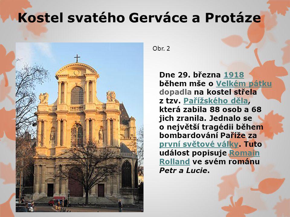 Kostel svatého Gerváce a Protáze
