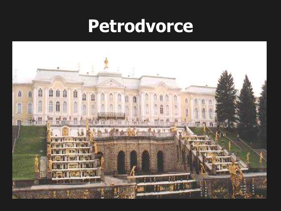 Petrodvorce