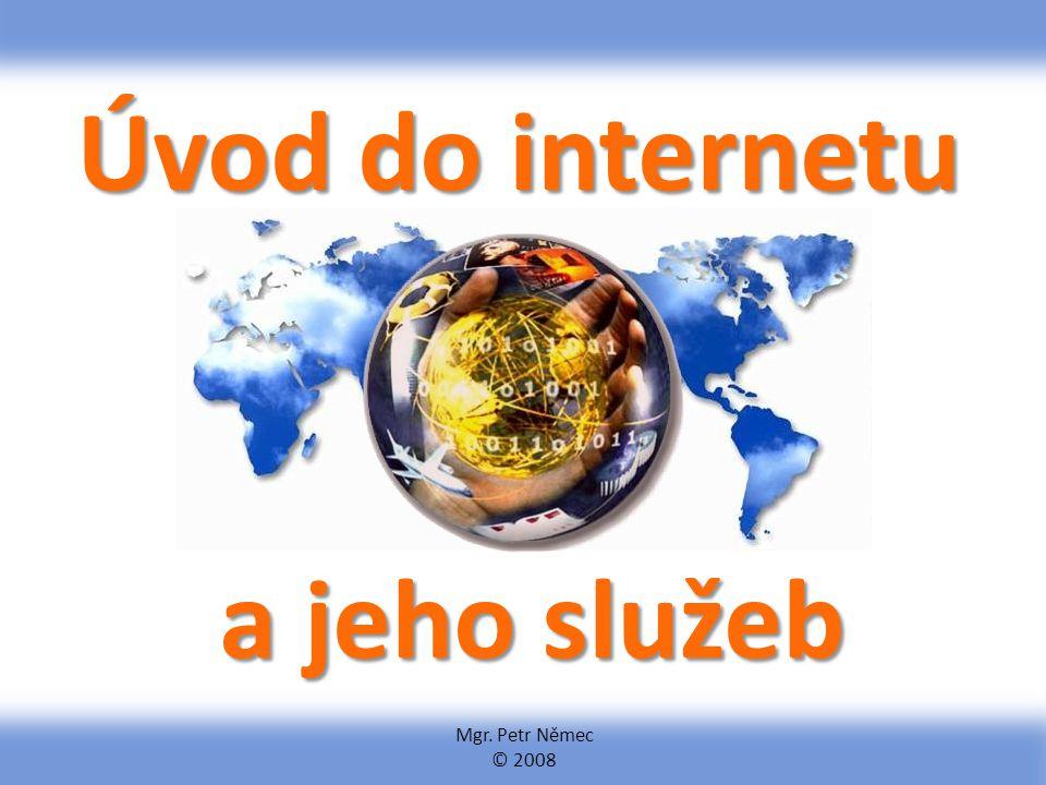 Úvod do internetu a jeho služeb