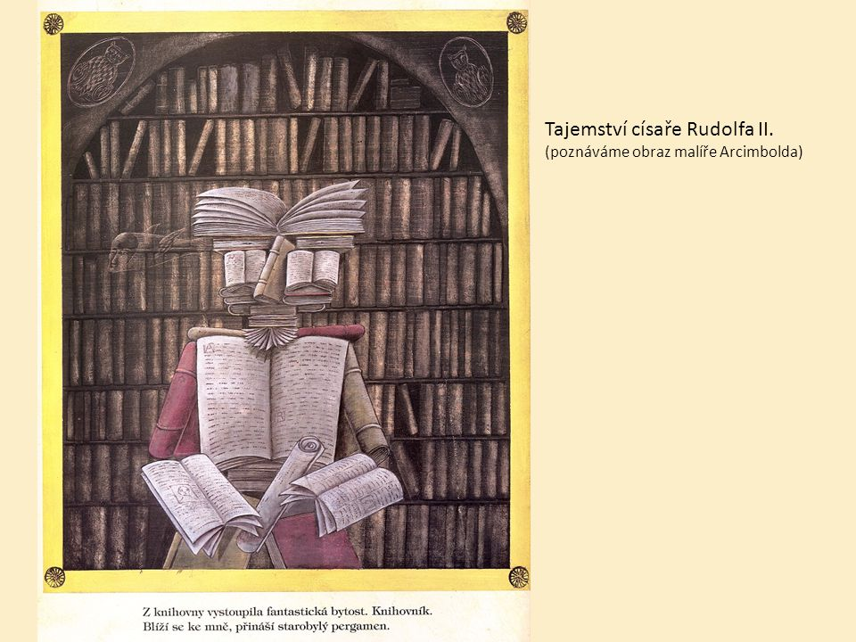 Tajemství císaře Rudolfa II.