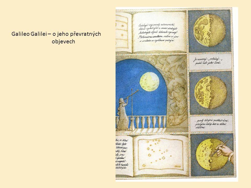 Galileo Galilei – o jeho převratných