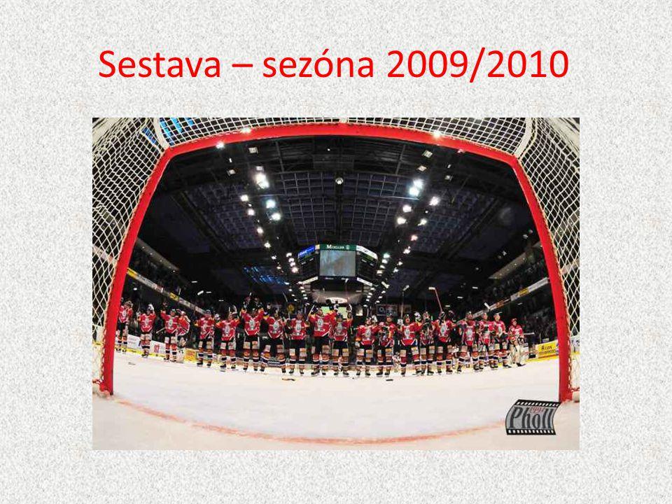 Sestava – sezóna 2009/2010