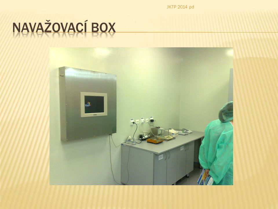 JKTP 2014 pd Navažovací box