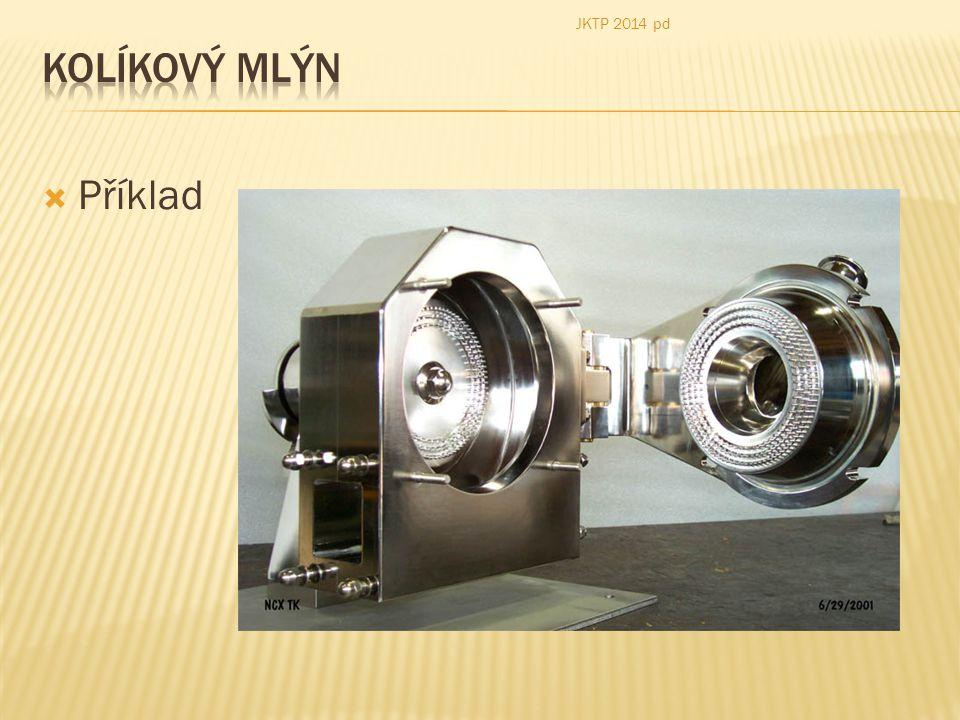 JKTP 2014 pd Kolíkový mlýn Příklad