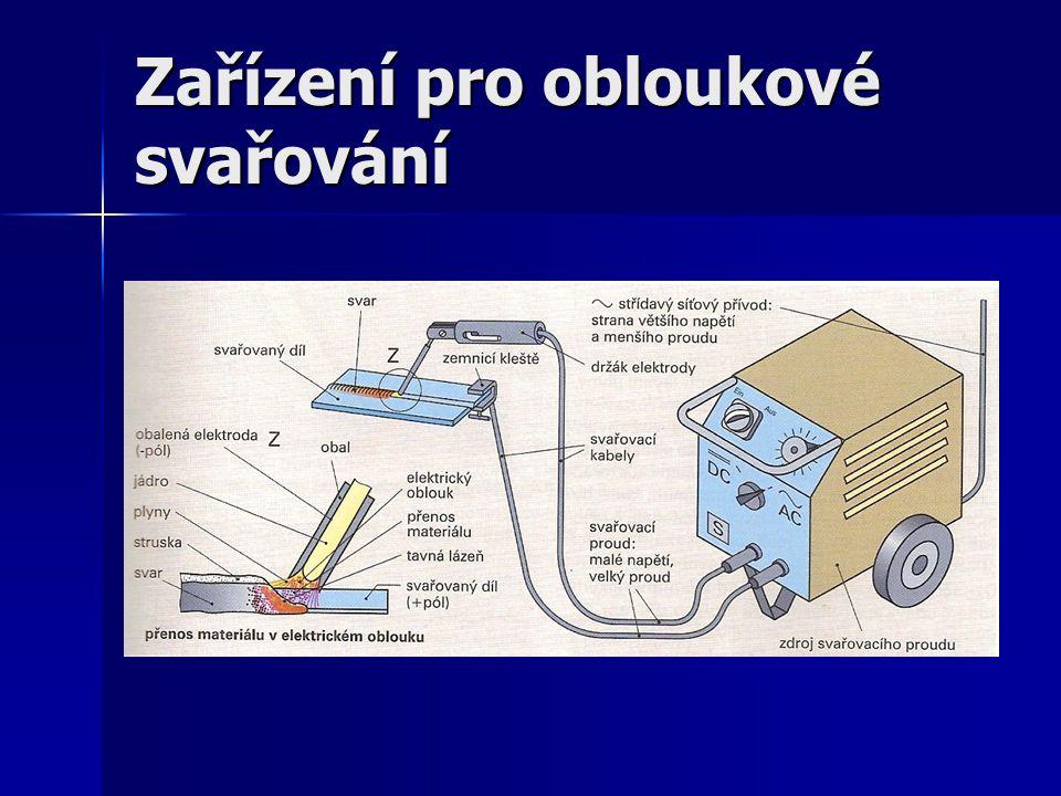 Zařízení pro obloukové svařování
