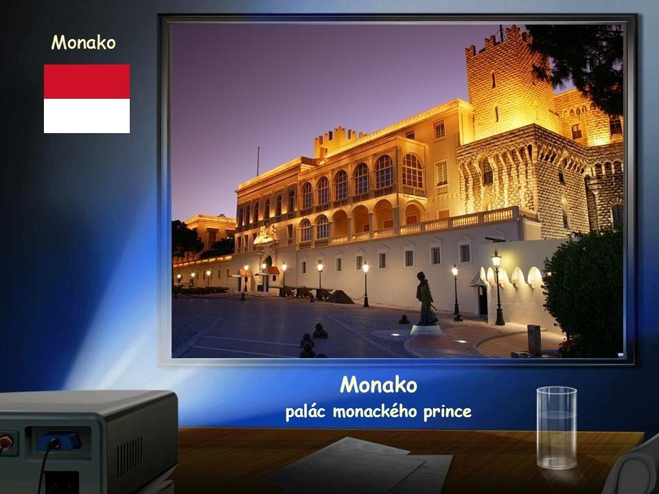 palác monackého prince