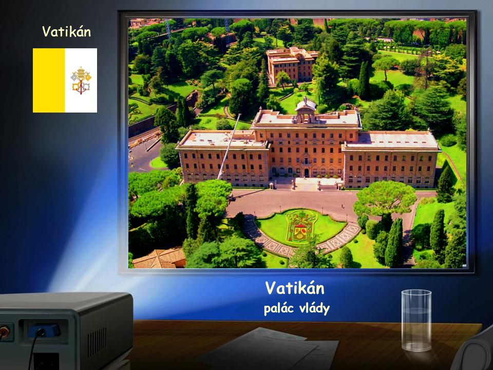 Vatikán Vatikán palác vlády