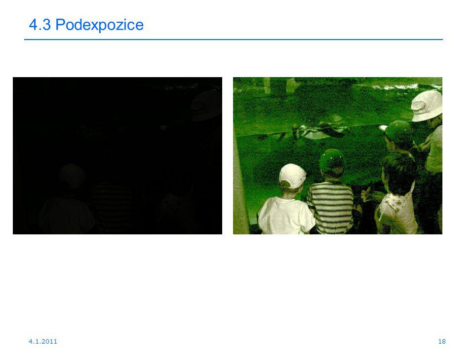 4.3 Podexpozice 4.1.2011