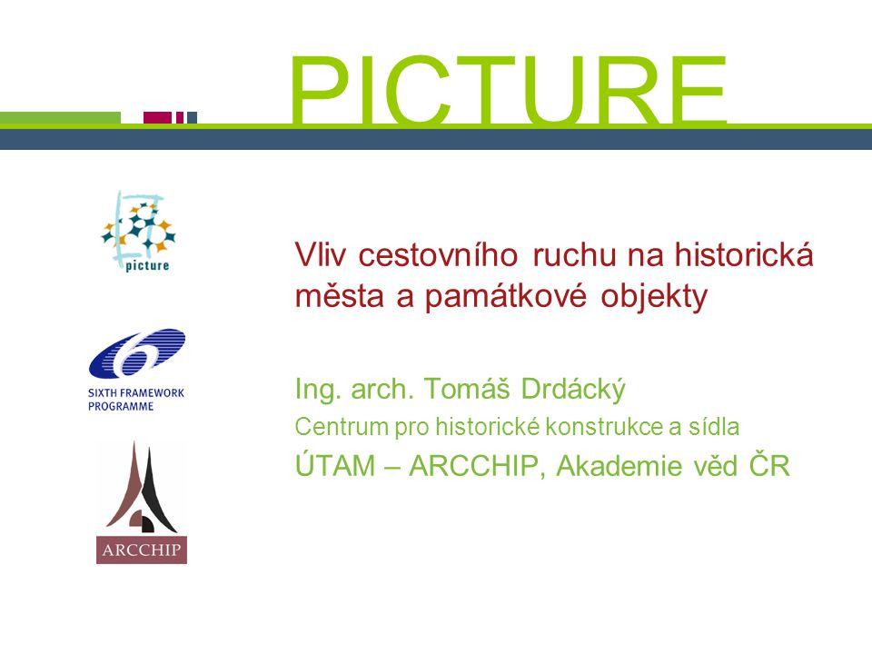 PICTURE Vliv cestovního ruchu na historická města a památkové objekty