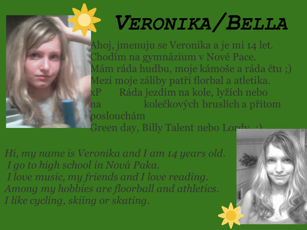 VERONIKA/BELLA