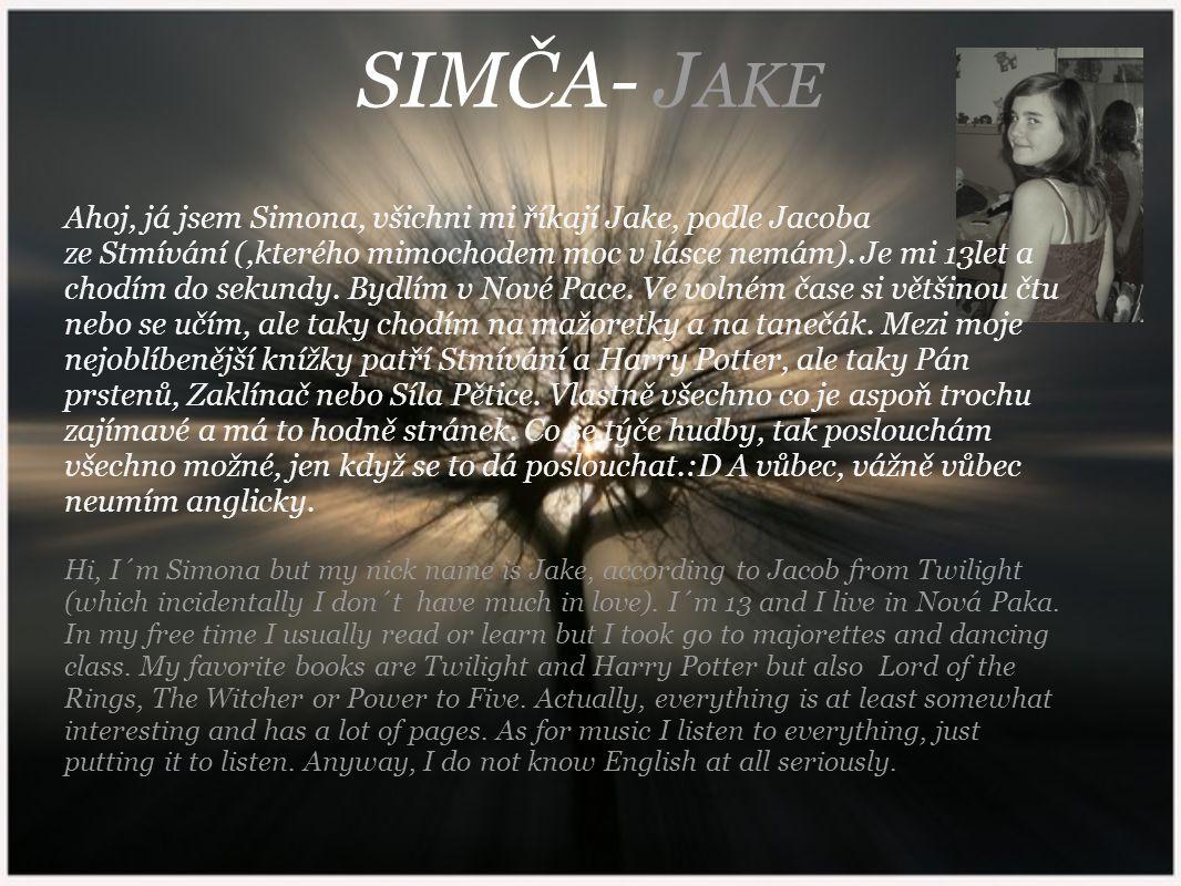 SIMČA- JAKE