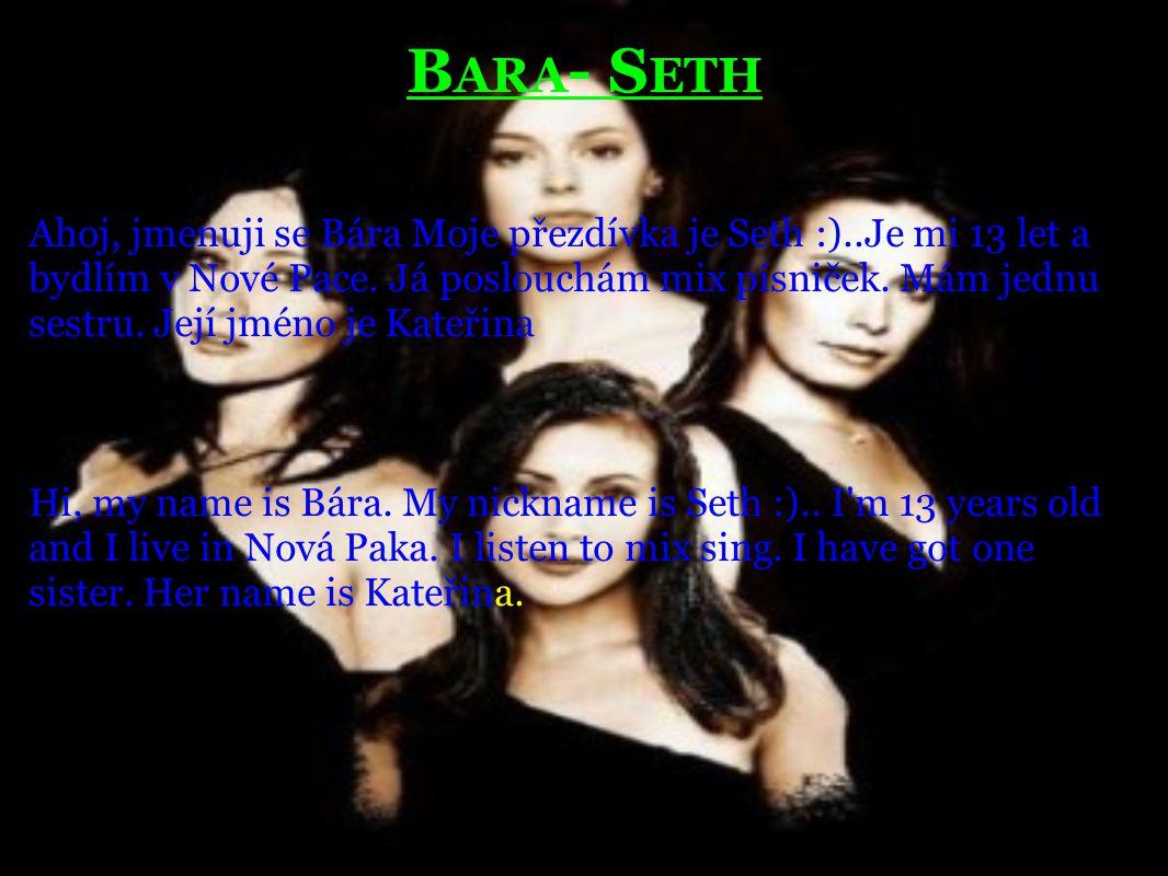 BARA- SETH