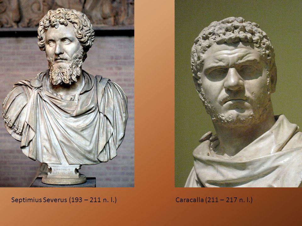Septimius Severus (193 – 211 n. l.)