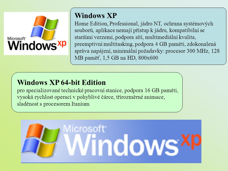 Windows XP 64-bit Edition