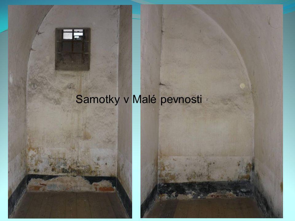 Samotky v Malé pevnosti