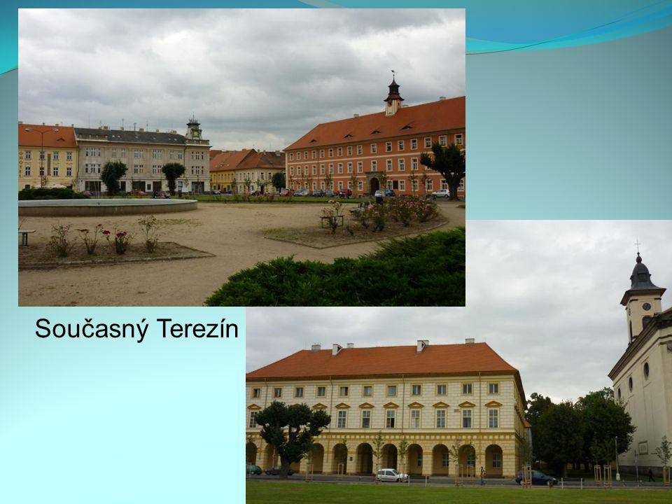 Současný Terezín