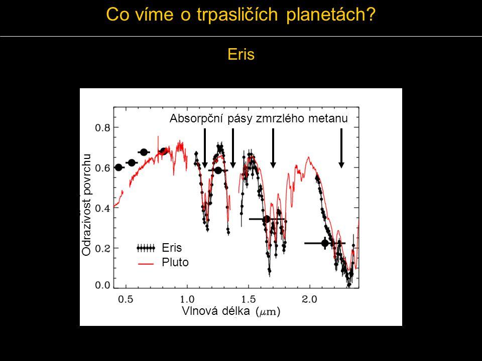 Co víme o trpasličích planetách