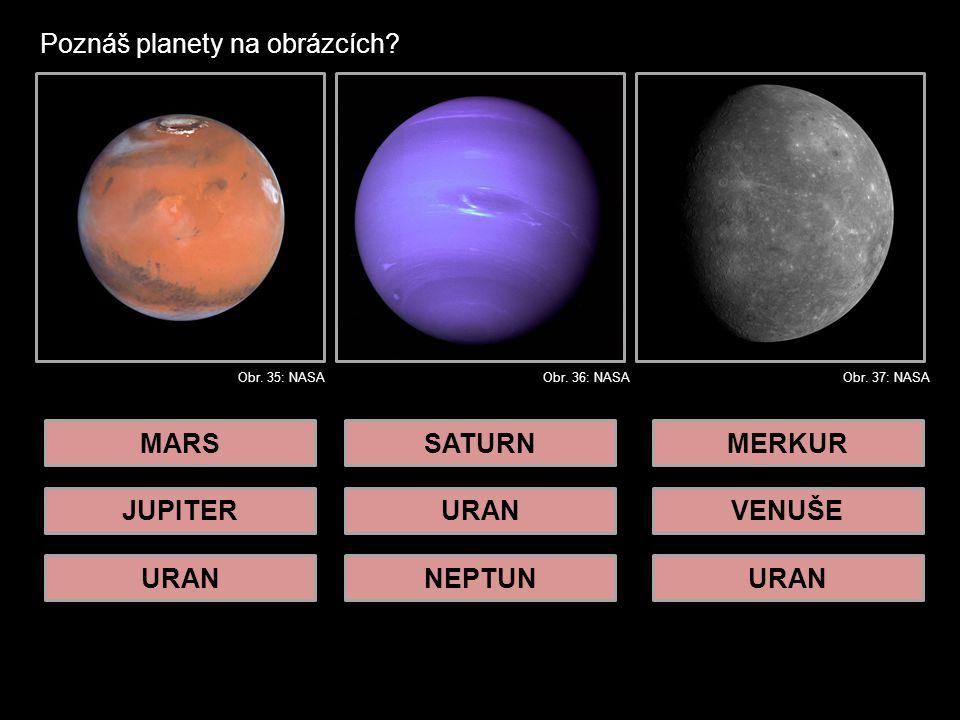 MARS SATURN MERKUR JUPITER URAN VENUŠE URAN NEPTUN URAN