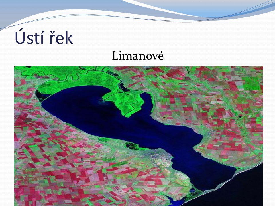 Ústí řek Limanové