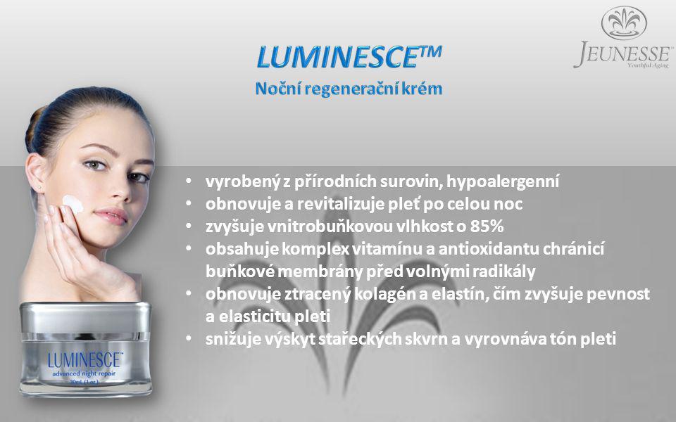 LUMINESCETM Noční regenerační krém