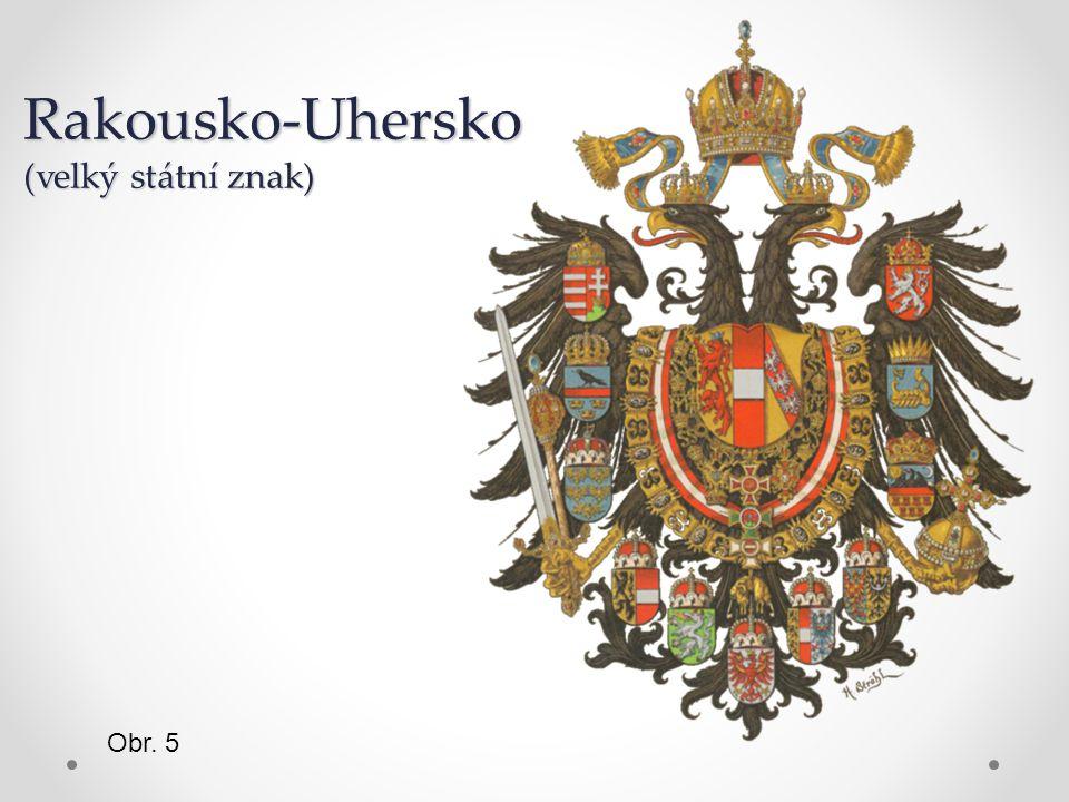 Rakousko-Uhersko (velký státní znak)