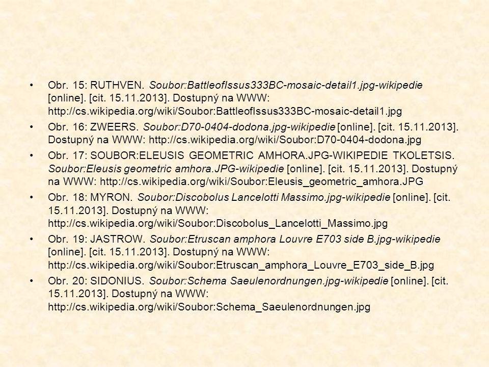Obr. 15: RUTHVEN. Soubor:BattleofIssus333BC-mosaic-detail1