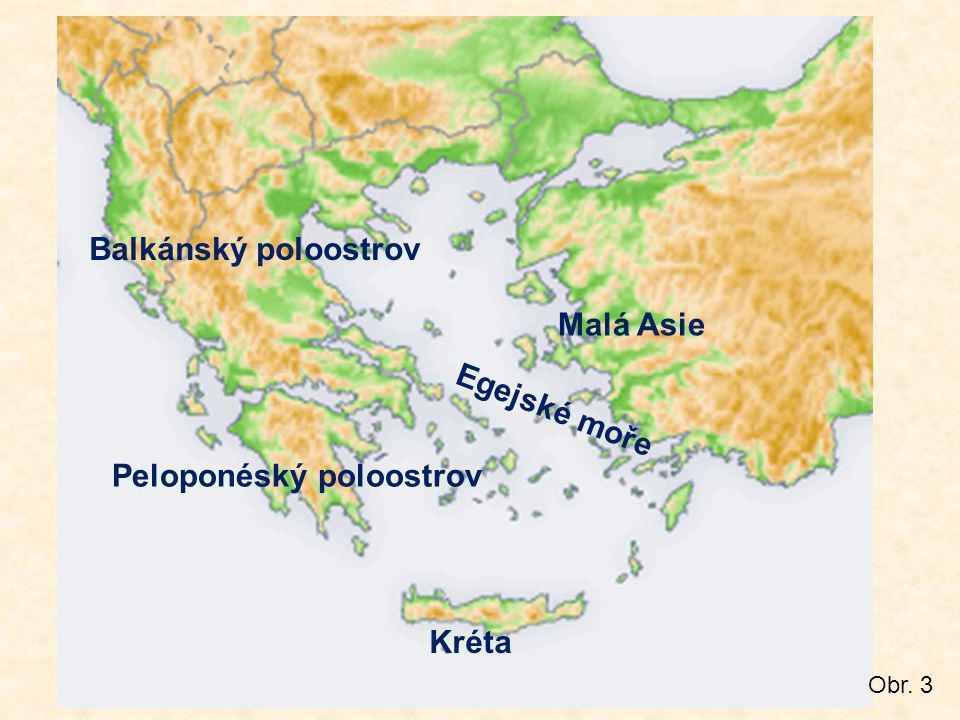 Peloponéský poloostrov