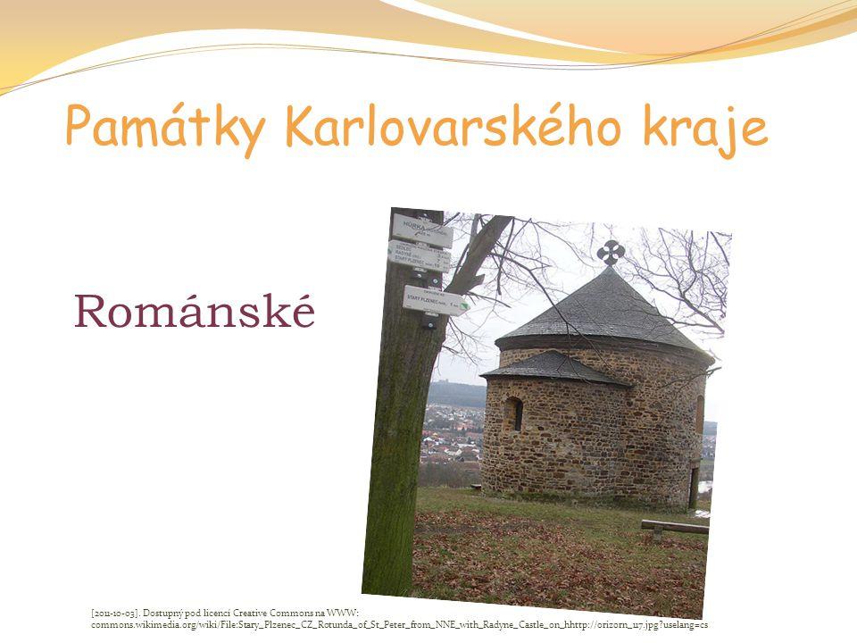 Památky Karlovarského kraje