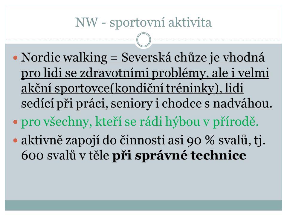 NW - sportovní aktivita