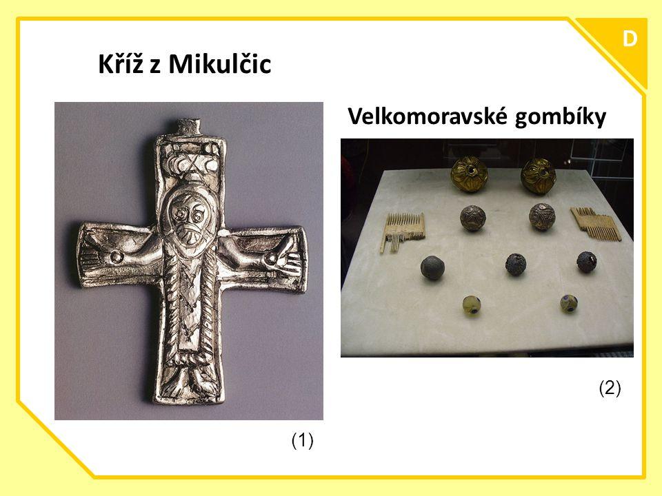 D Kříž z Mikulčic Velkomoravské gombíky C (2) (1)