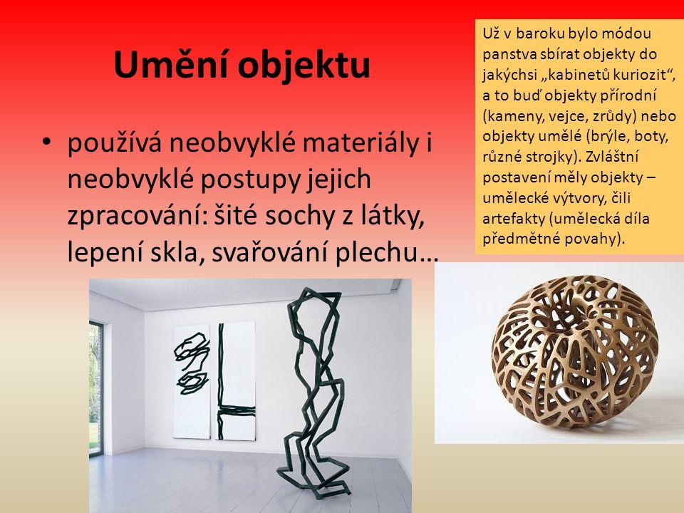 Umění objektu