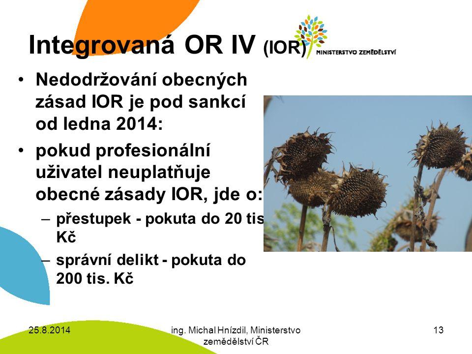 Integrovaná OR IV (IOR)