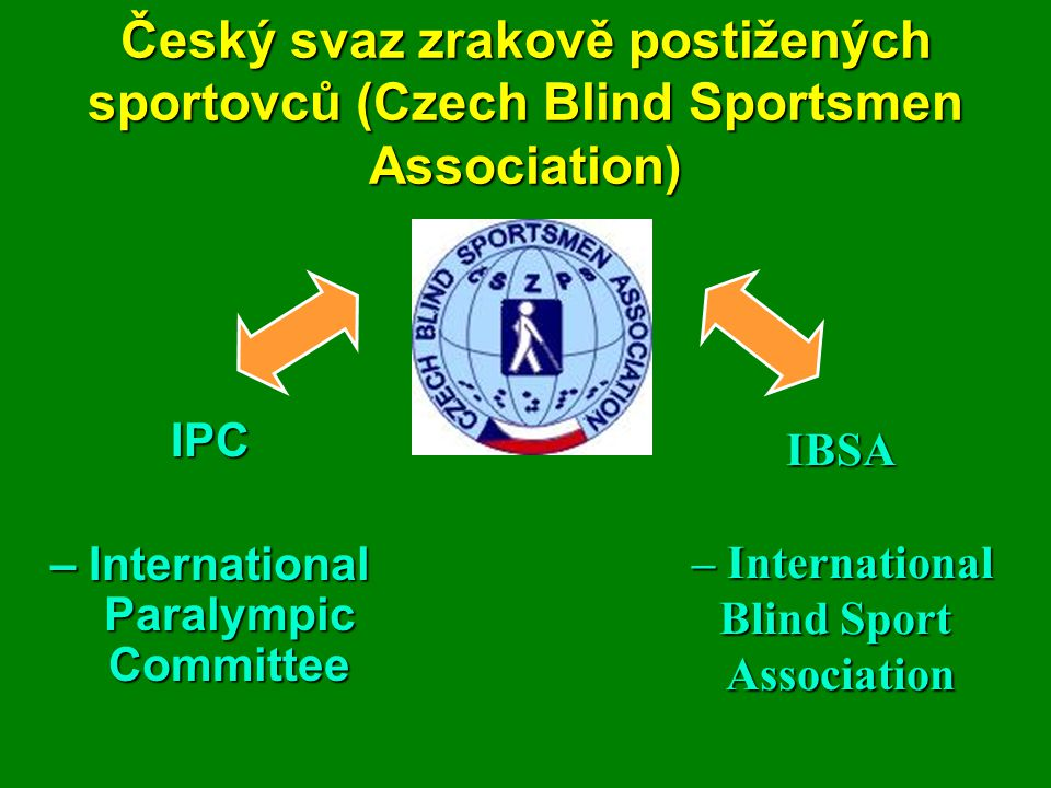 – International Paralympic Committee