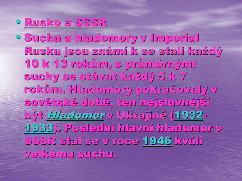 Rusko a SSSR