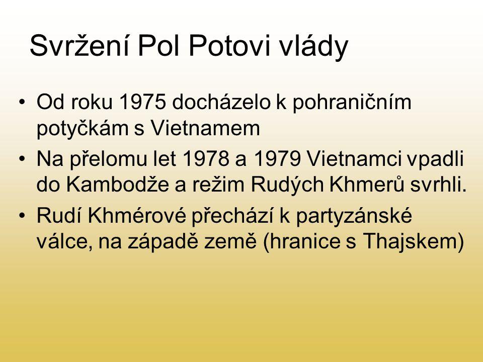 Svržení Pol Potovi vlády