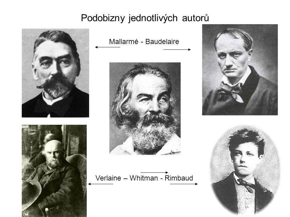 Podobizny jednotlivých autorů