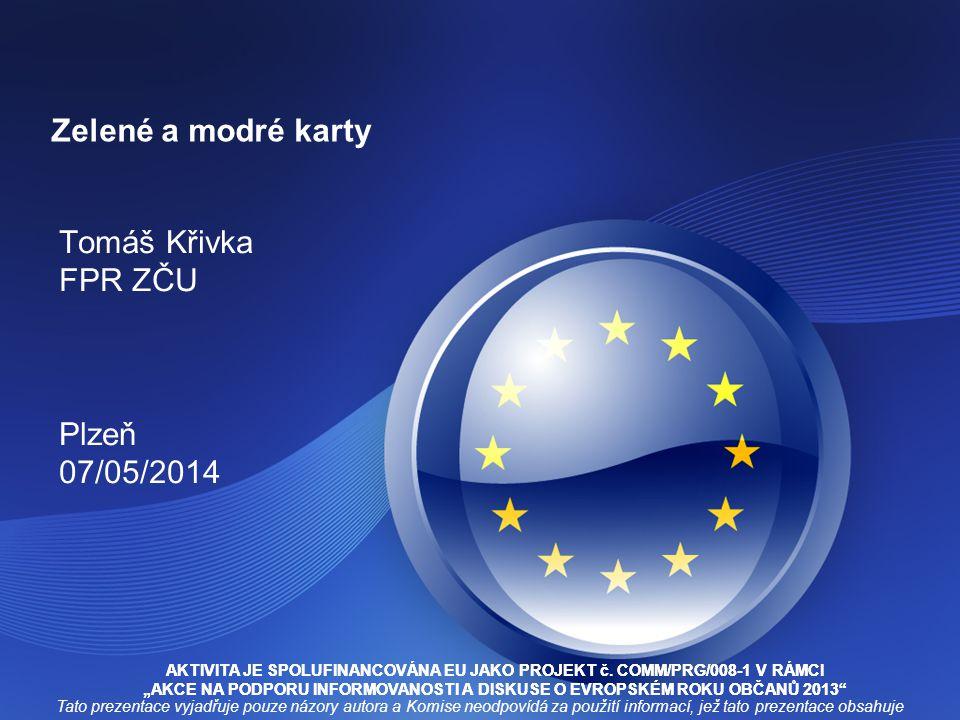 Tomáš Křivka FPR ZČU Plzeň 07/05/2014