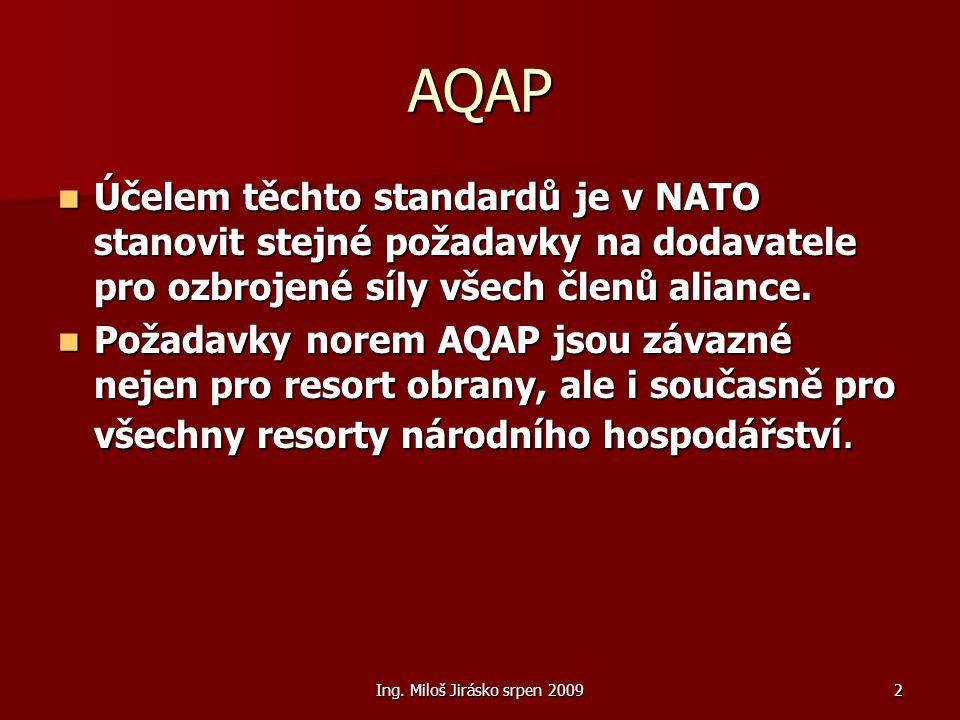 Ing. Miloš Jirásko srpen 2009