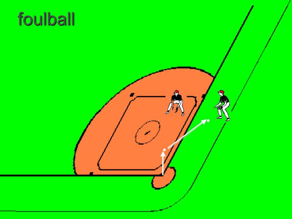 foulball