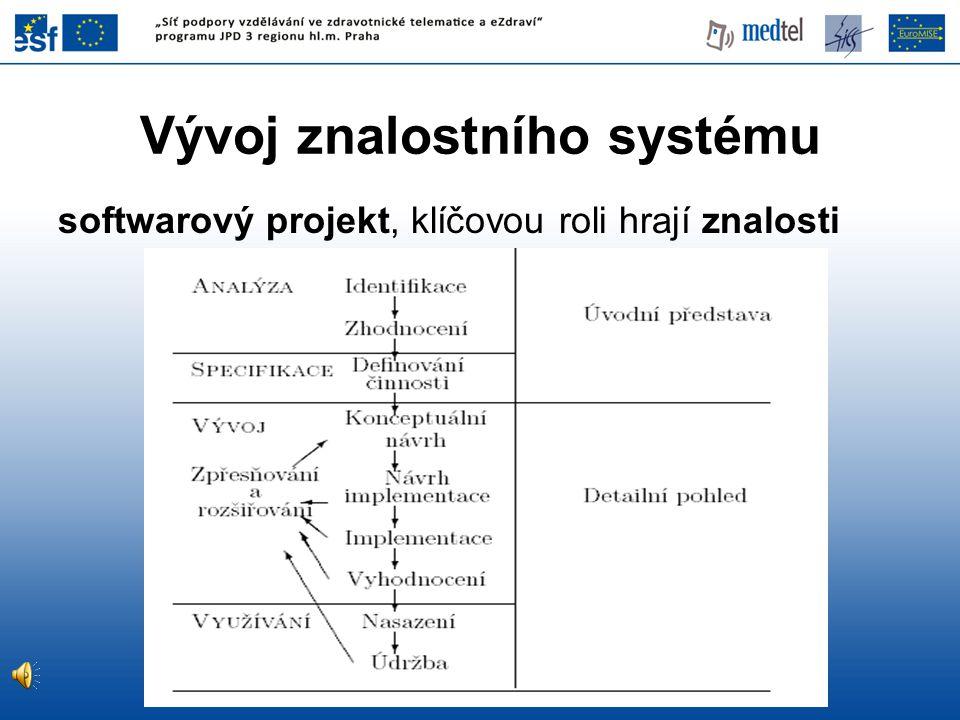 Vývoj znalostního systému