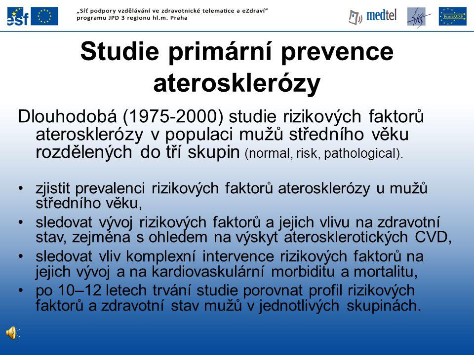 Studie primární prevence aterosklerózy